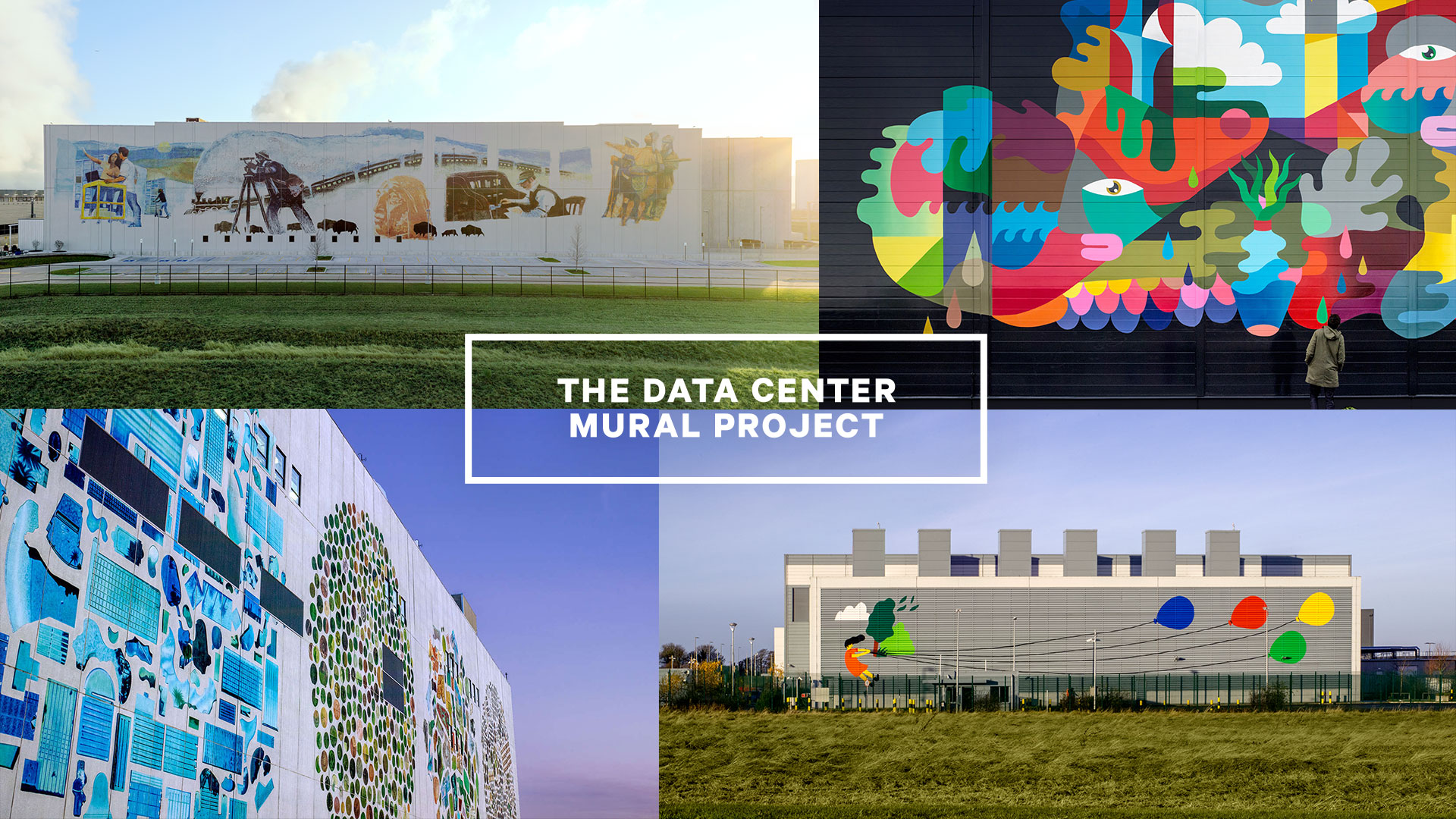 the data center mural project